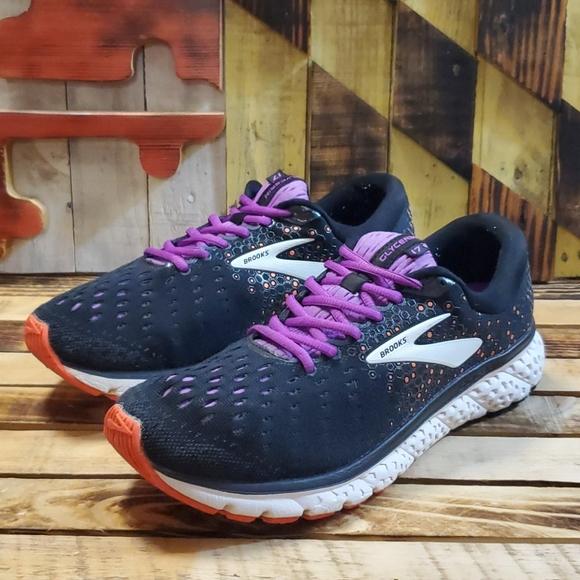 Brooks Shoes | Glycerin 17 Purple Black